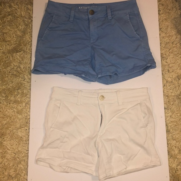 2 American Eagle Shorts